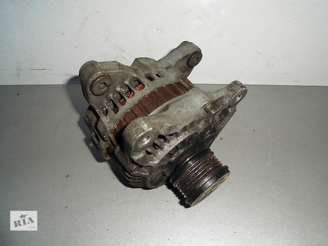 бу Б/у генератор/щетки для легкового авто Nissan Almera 1.5DCi с обгонной муфтой 110A. в Буче