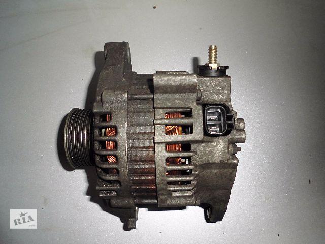 бу Б/у генератор/щетки для легкового авто Nissan Almera mk2 1.5-1.8 2000-2002 80A. в