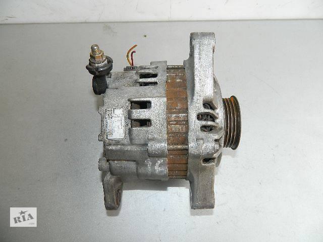 продам Б/у генератор/щетки для легкового авто Nissan Almera N15 2.0 80A 1996-2000г. бу в Буче (Киевской обл.)