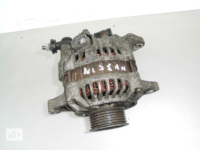 продам Б/у генератор/щетки для легкового авто Nissan Primera P11 1.6,1.8 80A. бу в Буче (Киевской обл.)