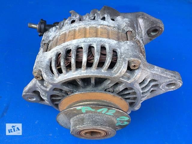 Б/у генератор/щетки для легкового авто Nissan Primera P12 2.2 di/DCi- объявление о продаже  в Луцке