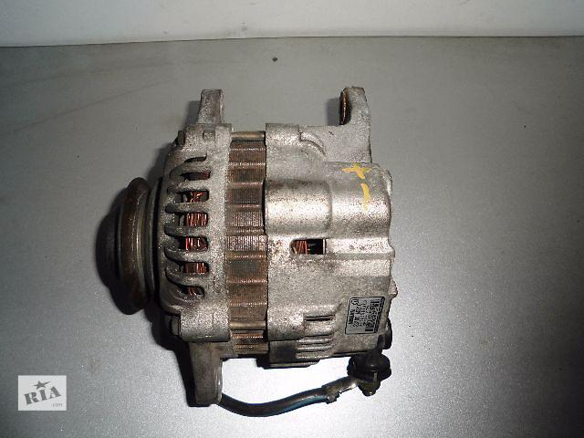 бу Б/у генератор/щетки для легкового авто Nissan Primera P12 2.2Di,DCI 2002-2003 110A. в Буче (Киевской обл.)