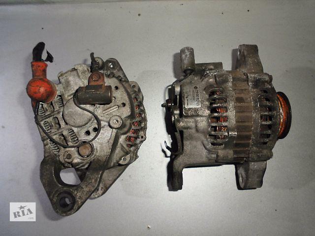 продам Б/у генератор/щетки для легкового авто Nissan Sunny 1.4,1.5,1.6 1988-1995 65A. бу в Буче (Киевской обл.)