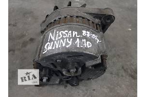 б/у Генераторы/щетки Nissan Sunny
