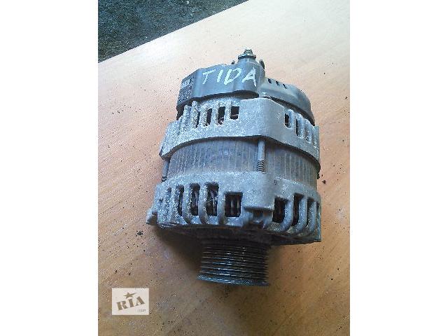 купить бу Б/у генератор/щетки для легкового авто Nissan TIIDA  LR1140-801  23100-ED000 в Одессе