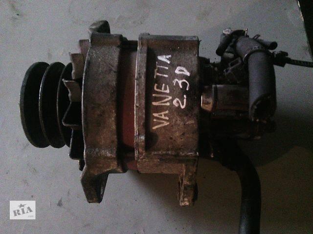 бу Б/у генератор/щетки для легкового авто Nissan Vanette 2.3  в Ковеле
