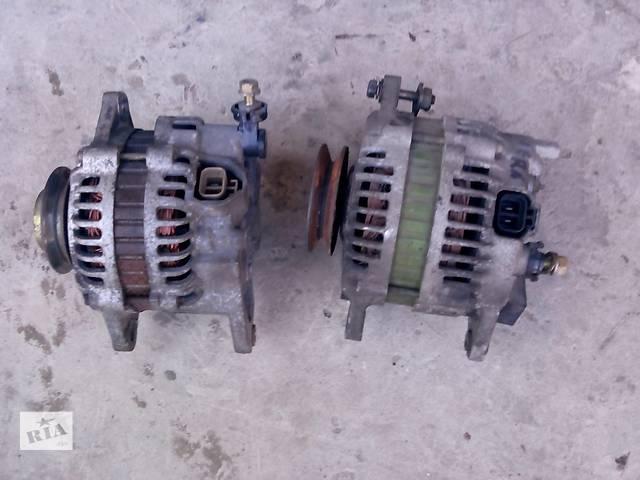 бу Б/у генератор/щетки для легкового авто Nissan в Львове