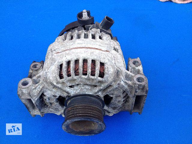 продам Б/у генератор/щетки для легкового авто Opel Astra G 2.0- 2.2 бензин 120А (0124425004) бу в Луцке