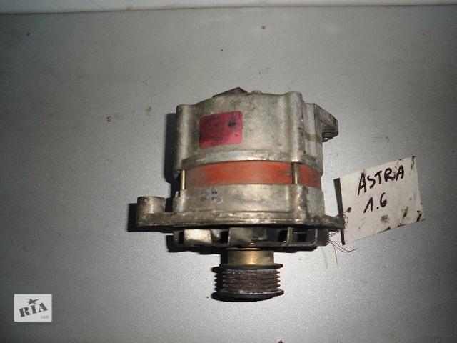 бу Б/у генератор/щетки для легкового авто Opel Kadett 1.6 1986-1991 55A. в Буче
