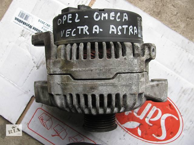 продам Б/у генератор/щетки для легкового авто Opel Omega B бу в Яворове (Львовской обл.)