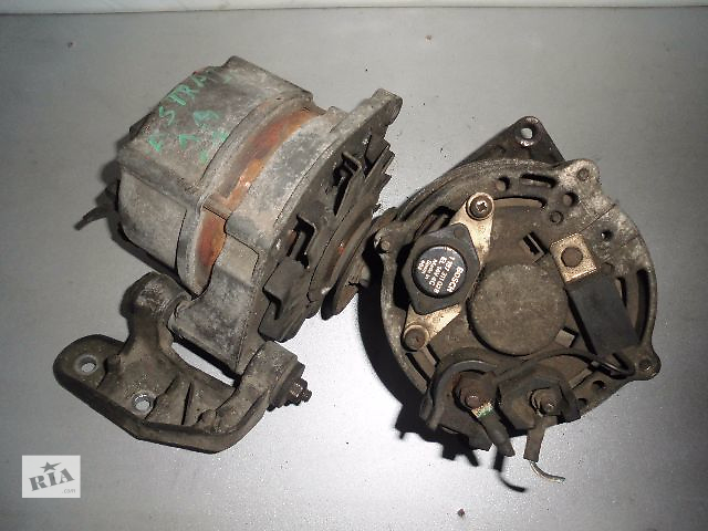 продам Б/у генератор/щетки для легкового авто Opel Rekord 1.5,1.7,1.9B, 2.0,2.1,2.2D 1966-1986 55A. бу в Буче (Киевской обл.)
