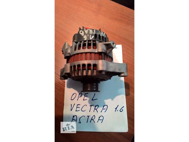 бу Б/у генератор/щетки для легкового авто Opel Vectra B в Яворове (Львовской обл.)