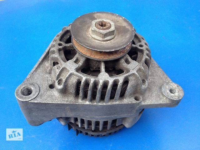 продам Б/у генератор/щетки для легкового авто Peugeot 206 (CL7) 1.1, 1.4, 1.6 бу в Луцке