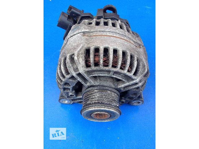 купить бу Б/у генератор/щетки для легкового авто Peugeot 407 150A (0124525035) в Луцке