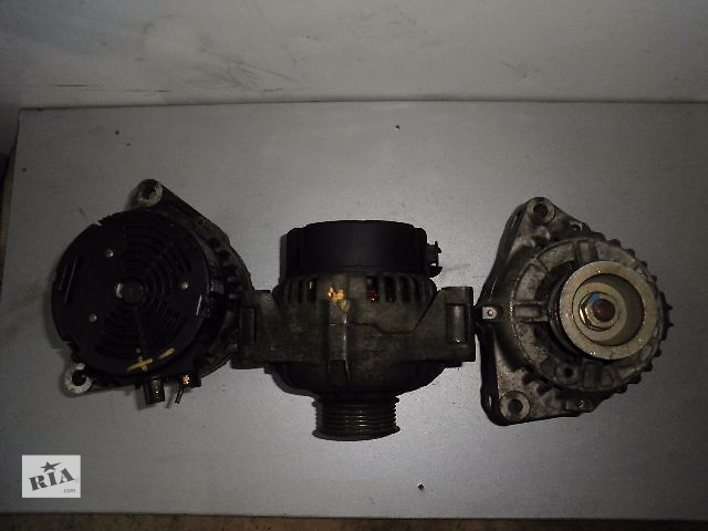 продам Б/у генератор/щетки для легкового авто Peugeot 605 2.1TD 1994-1999 80A. бу в Буче