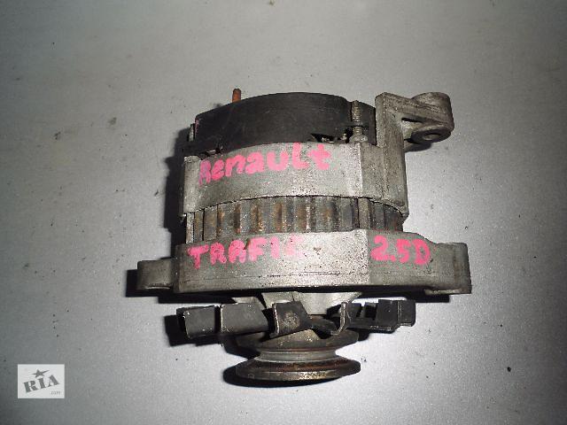 бу Б/у генератор/щетки для легкового авто Renault 19 1.2-1.4 1988-1995 60A. в Буче (Киевской обл.)