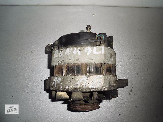 продам Б/у генератор/щетки для легкового авто Renault 19 1.4 1988-1995 90A. бу в Буче (Киевской обл.)
