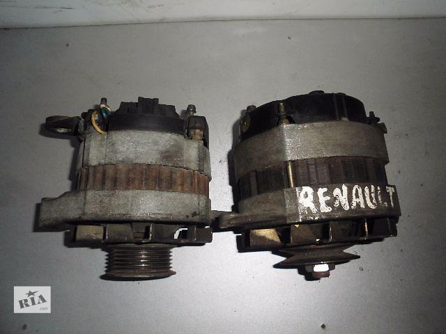 бу Б/у генератор/щетки для легкового авто Renault 21 2.0-2.2B, 2.1D 1986-1994 90A. в Буче (Киевской обл.)