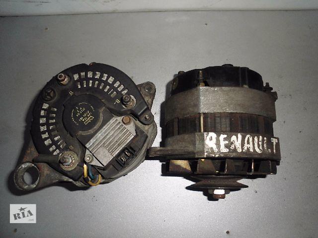 Б/у генератор/щетки для легкового авто Renault 25 2.0-2.2B, 2.1D 1984-1993 90A.- объявление о продаже  в Буче (Киевской обл.)