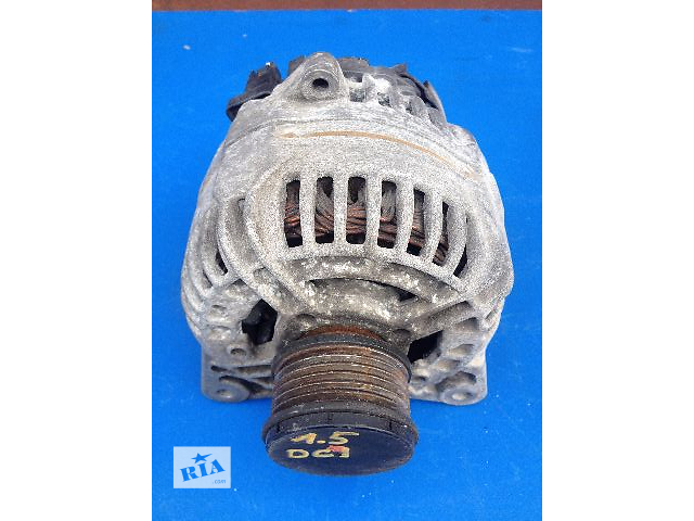 бу Б/у генератор/щетки для легкового авто Renault Grand Scenic 1.5 dci 0124525081 в Луцке