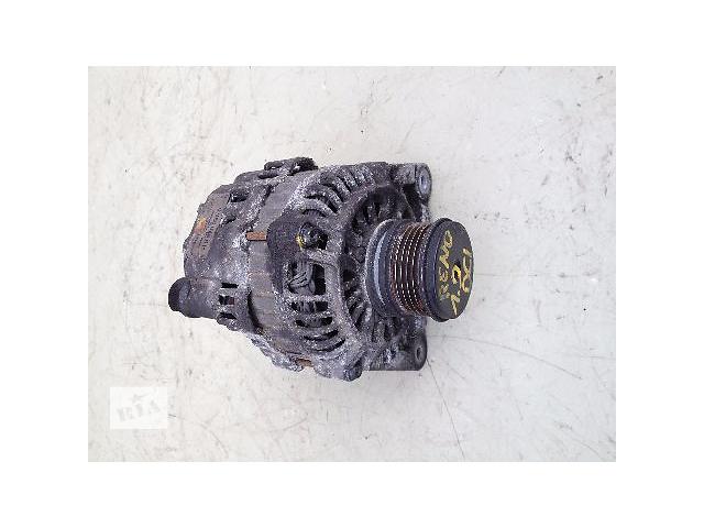 продам Б/у генератор/щетки для легкового авто Renault Kangoo 1.5 dci бу в Луцке