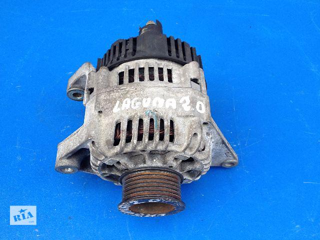 купить бу Б/у генератор/щетки для легкового авто Renault Laguna 1.8-2.0i 75A в Луцке