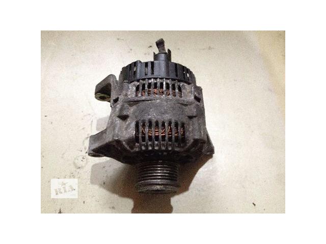 купить бу Б/у генератор/щетки для легкового авто Renault Laguna 1.9 dti  120A (7700106501) в Луцке
