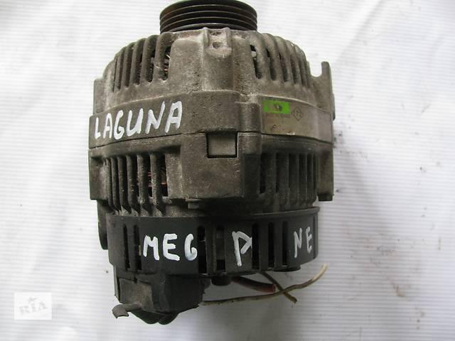 купить бу Б/у генератор/щетки для легкового авто Renault Laguna в Яворове