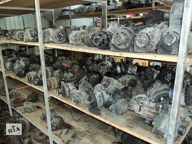 бу Б/у генератор/щетки для легкового авто Renault Scenic 1.9 DCI в Луцке