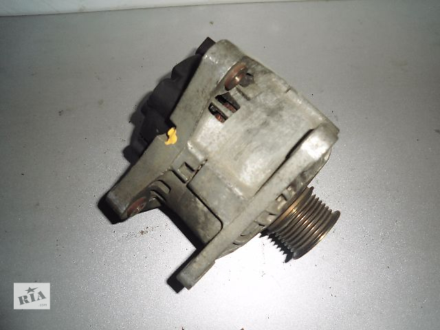 бу Б/у генератор/щетки для легкового авто Renault Scenic 1.9D,DCi, 2.0B 2003-2006 110A. в Буче (Киевской обл.)