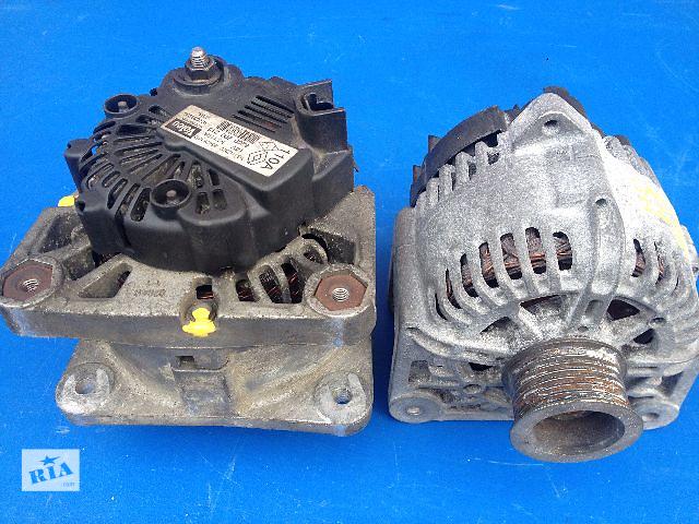 продам Б/у генератор/щетки для легкового авто Renault Scenic 1.9DCI- 2.0 бензин  бу в Луцке