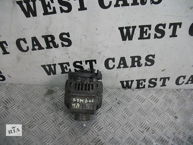 купить бу Б/у генератор/щетки для легкового авто Renault Symbol 2009 в Луцке