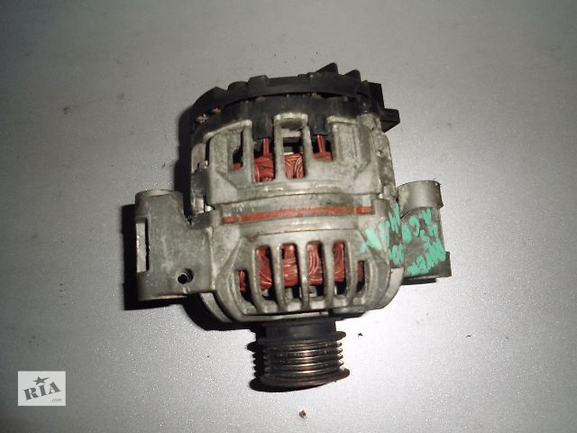 Б/у генератор/щетки для легкового авто Rover 25 1.1,1.4,1.6,1.8 1999-2005 85A.- объявление о продаже  в Буче