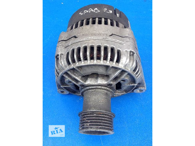 купить бу Б/у генератор/щетки для легкового авто Saab 9-3 2.0, 2.3 (130A)  в Луцке