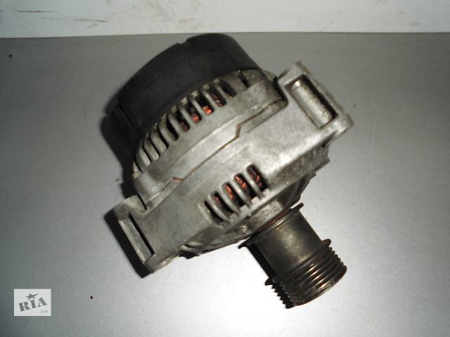 Б/у генератор/щетки для легкового авто Saab 9-5 2.0,2.0T,2.3,2.3T 130A.- объявление о продаже  в Буче