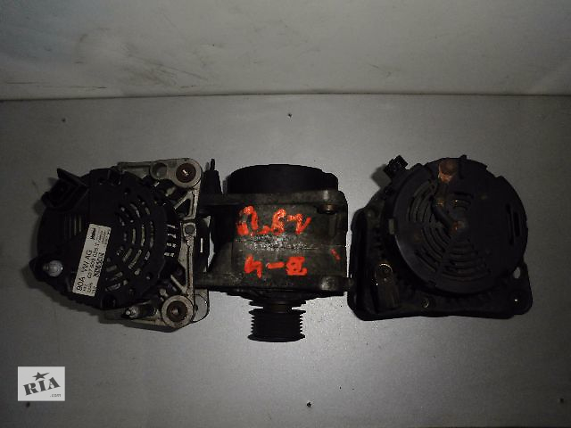 купить бу Б/у генератор/щетки для легкового авто Skoda Felicia 1.6 1995-2001 70A. в Буче