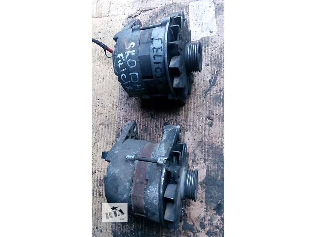продам Б/у генератор/щетки для легкового авто Skoda Felicia бу в Луцке