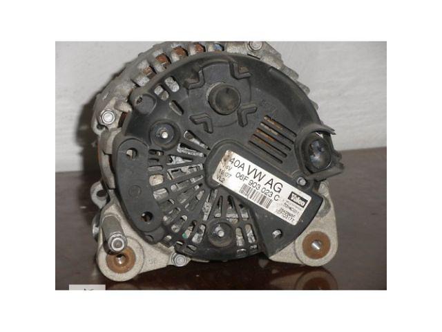 продам Б/у генератор/щетки для легкового авто Skoda Octavia A5 бу в Киеве