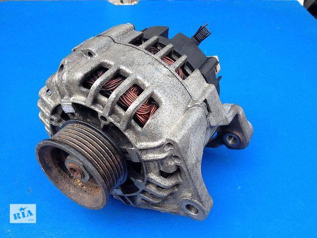 купить бу Б/у генератор/щетки для легкового авто Skoda SuperB 140A 2.5tdi 2003-2008 в Луцке