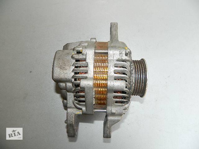 купить бу Б/у генератор/щетки для легкового авто Smart Forfour 1.1,1.3,1.5 85A 2004-2006г. в Буче (Киевской обл.)