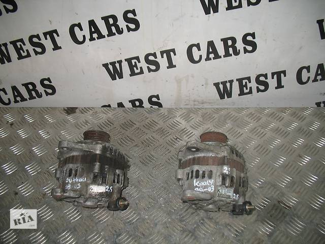 бу Б/у генератор/щетки для легкового авто Subaru Legacy в Луцке