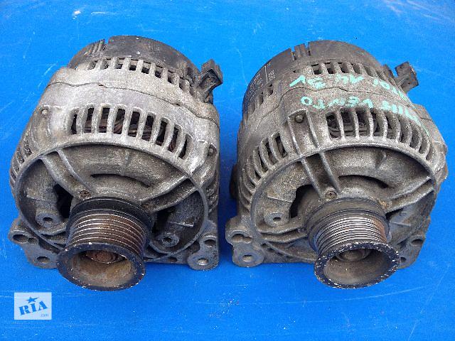 купить бу Б/у генератор/щетки для легкового авто Volkswagen B3 120A (0123505011) (028903025S) в Луцке