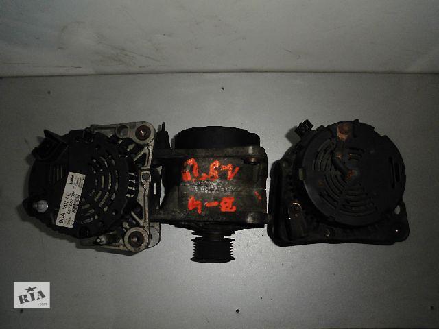 купить бу Б/у генератор/щетки для легкового авто Volkswagen Caddy 1.4,1.6 1995-2004 90A. в Буче (Киевской обл.)