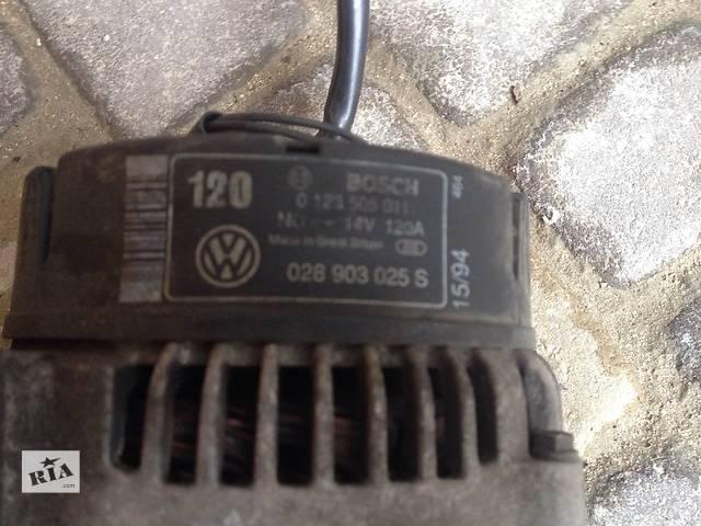 бу Б/у генератор/щетки для легкового авто Volkswagen Golf III в Рогатине