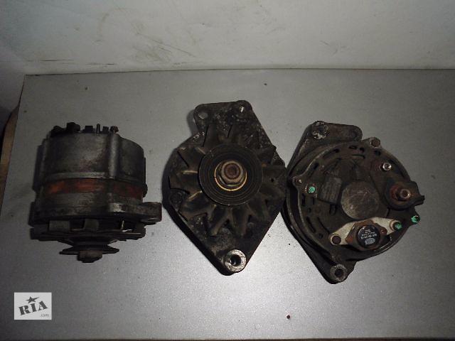 продам Б/у генератор/щетки для легкового авто Volkswagen Jetta 1.3 1984-1991 55A. бу в Буче