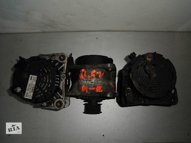 продам Б/у генератор/щетки для легкового авто Volkswagen Jetta 1.4,1.6,1.8,2.0,1.9D,SDi,TDi 1991-1998 90A. бу в Буче