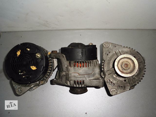 купить бу Б/у генератор/щетки для легкового авто Volkswagen Passat 2.8 V6 1996-2000 120A. в Буче