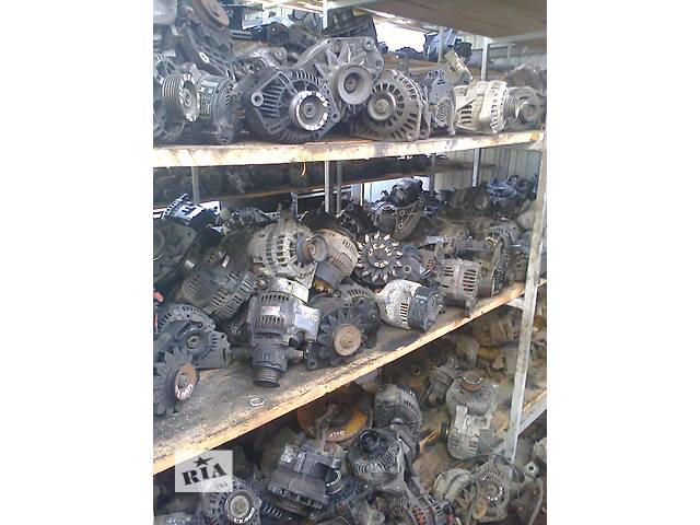 купить бу Б/у генератор/щетки для легкового авто Volkswagen Passat B5 в Луцке