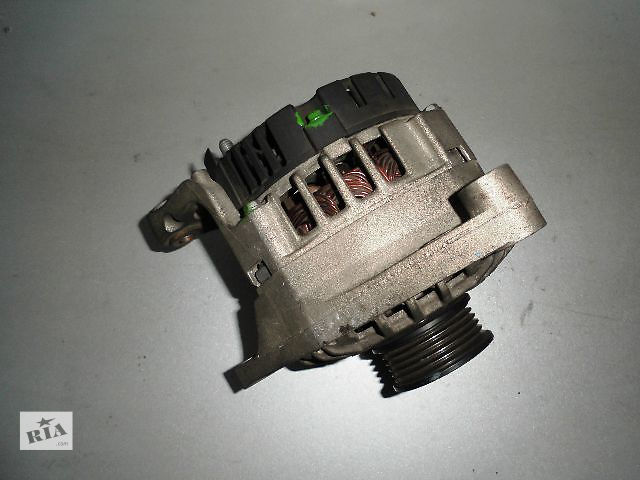 бу Б/у генератор/щетки для легкового авто Volkswagen Scirocco 2.0 2008-2011 90A. в Буче (Киевской обл.)