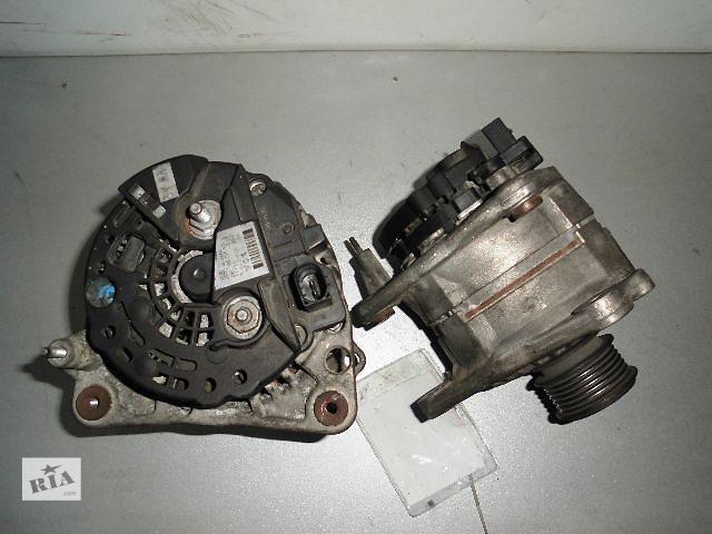 купить бу Б/у генератор/щетки для легкового авто Volkswagen Sharan 1.9TDi,1.8T 1995-2010 с обгонной муфтой 90A. в Буче (Киевской обл.)